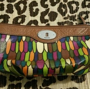 FOSSIL Small Clutch or Change Purse
